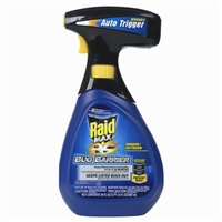 Raid Max Indoor/Outdoor Long Lasting Bug Barrier Food Product Image