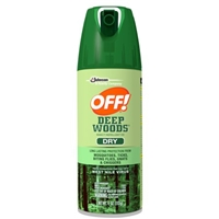 OFF! Deep Woods Insect Repellent VIII Dry Food Product Image