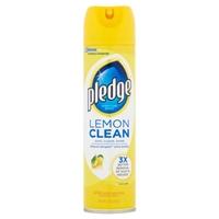 Pledge Furniture Spray Lemon Clean Food Product Image