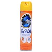 Pledge Furniture Spray Orange Spray Food Product Image