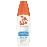 OFF! Family Care Insect Repellent II Clean Feel Food Product Image