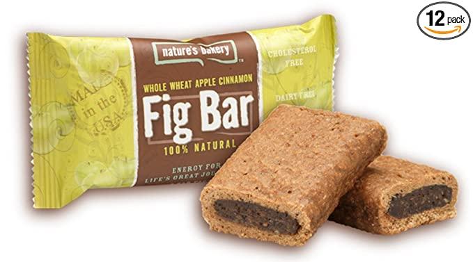 FIG BAR, APPLE CINNAMON Food Product Image