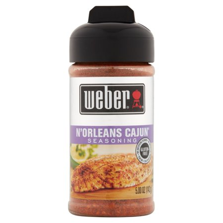 Weber Seasoning N'orleans Cajun Food Product Image