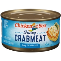 Chicken Of The Sea Fancy Crabmeat Food Product Image