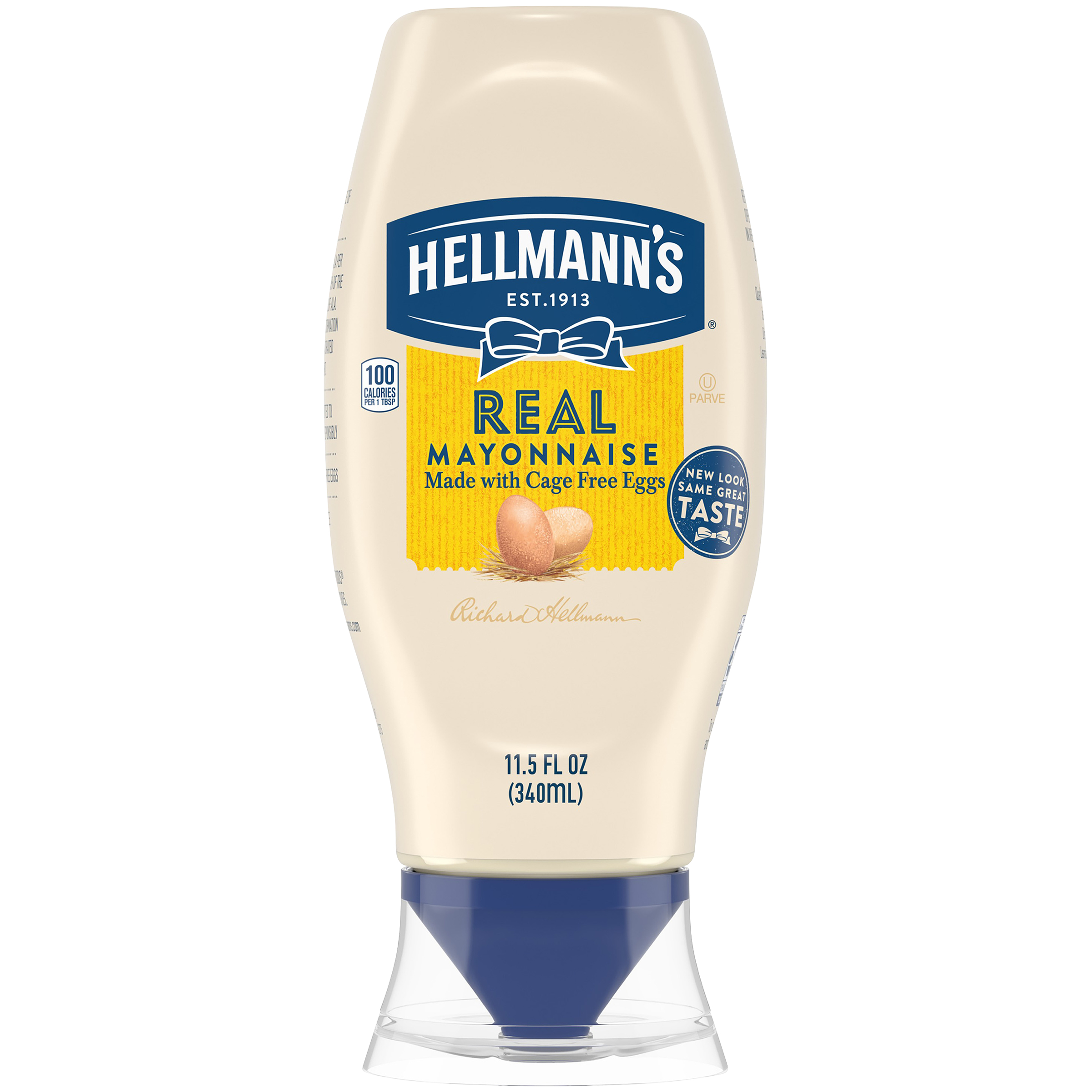 Hellmann's Real Mayonnaise Food Product Image