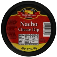 Old Fashioned Cheese Old Fashioned Cheese, Nacho Cheese Dip Food Product Image
