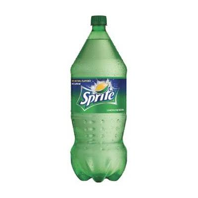Sprite Lemon-Lime Soda Food Product Image