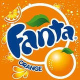 Fanta Mini Can Food Product Image