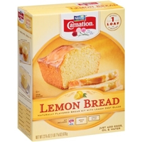 Carnation Bread Kit Lemon Bread Food Product Image