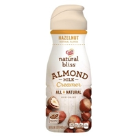 Nestle Coffee Mate Hazelnut Flavored Almond Milk Creamer 16 Fl Oz Food Product Image