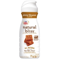 Nestle Coffee-mate Creamer Natural Bliss Salted Caramel Food Product Image