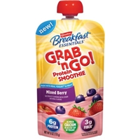 Carnation Breakfast Essentials Instant Breakfast Ready-To-Drink Mixed Berry Smoothie Food Product Image