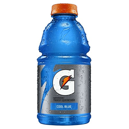 Gatorade Thirst Quencher Cool Blue Food Product Image