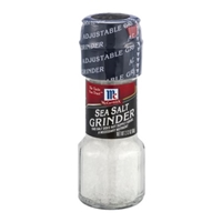 Mccormick Sea Salt Grinder Food Product Image