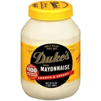 Duke's Real Mayonnaise Food Product Image