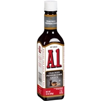 A1 Cracked Peppercorn Steak Sauce Allergy And Ingredient Information