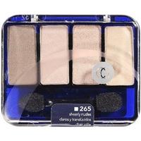 CoverGirl Eye Enhancers Sheerly Nudes 265 Eye Shadow Food Product Image