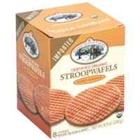 Shady Maple Farms Honey & Maple Stroopwafels Food Product Image