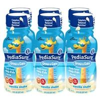 PediaSure Grow & Gain Shake Vanilla - 6 CT Food Product Image