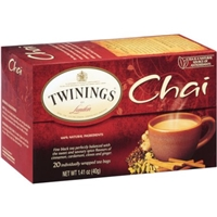 Twinings of London Chai Tea - 20 CT Food Product Image