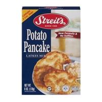 Streit's Potato Pancake Latkes Mix Food Product Image