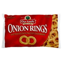 Our Family Onion Rings Food Product Image