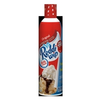 Reddi Wip Dairy Whipped Topping Original Food Product Image