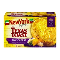 New York The Original  Five Cheese Texas Toast Food Product Image
