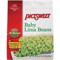 Pictsweet Baby Lima Beans Food Product Image