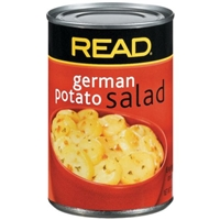 Read Salad German Potato Food Product Image