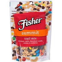 Fisher Trail Mix Trail Mix Summit Food Product Image