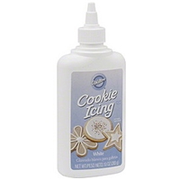 Wilton White Cookie Icing Food Product Image
