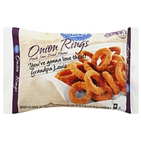 Kineret Onion Rings Food Product Image