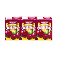 Mariani Sweetened Dried Cranberries - 6 Ct Food Product Image