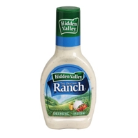 Hidden Valley Ranch Dressing Food Product Image