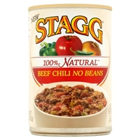 Stagg Chili Beef, No Beans Food Product Image
