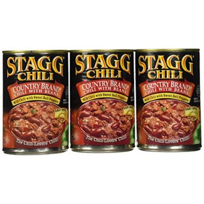 Stagg Country Chili with Beans Food Product Image