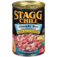 Stagg Chili Silverado Beef Food Product Image