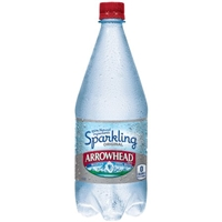 Arrowhead Sparkling Mountain Spring Water Food Product Image