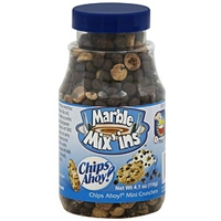 Marble Mix'ins Mini Crunchers Chips Ahoy Food Product Image