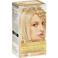 L'Oreal Paris Superior Preference Permanent LB02 Natural Extra Light Blonde Food Product Image