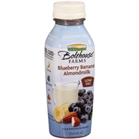Bolthouse Farms Blueberry Banana Almondmilk Smoothie 11 fl. oz. Bottle Food Product Image