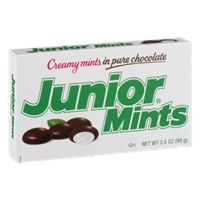Junior Mints Food Product Image