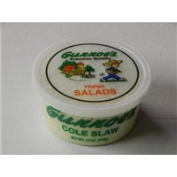 GUNNOE's  COLESLAW Food Product Image
