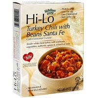 Nutritious Living Turkey Chili With Beans Santa Fe Food Product Image
