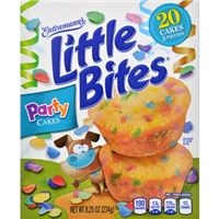 Entenmann's Little Bites Party Cakes - 5 PK Food Product Image