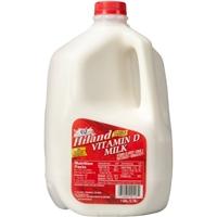 Hiland Milk Vitamin D Food Product Image