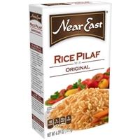 Near East Rice Pilaf Mix Original Food Product Image