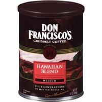 Don Francisco's Hawaiian Blend Coffee Food Product Image