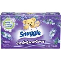Snuggle Exhilarations Fabric Softener White Lavender & Sandalwood - 70 CT Food Product Image